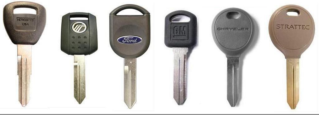 transponder car keys service