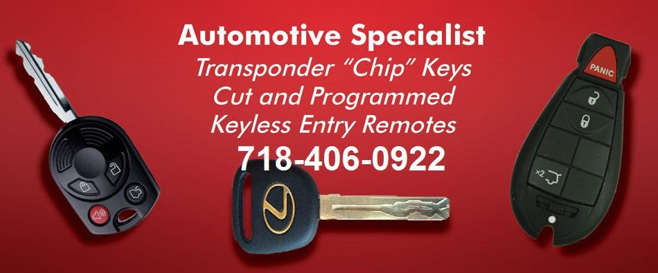 car key , auto locksmith woodside Queens NY 11377