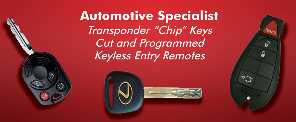 Replacement any kind of lost car key white mo spare,
