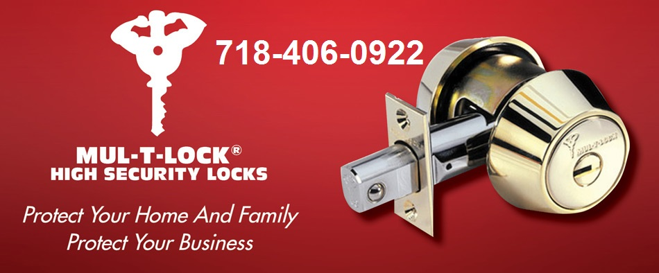 High security lock repair/ change NYC