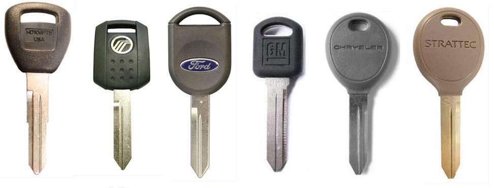auto key replacement transponder car key service