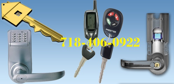 Auto Key Locksmith 24 Hour in Forest Hills-Rego Park NY